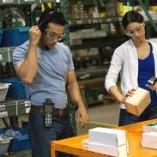 mc3100 warehousing