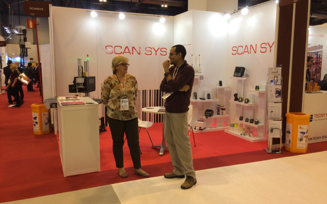 SCANSYS EN LOGISTICS 2016