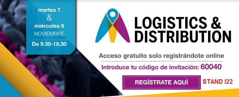 Scansys en Logistic 2017