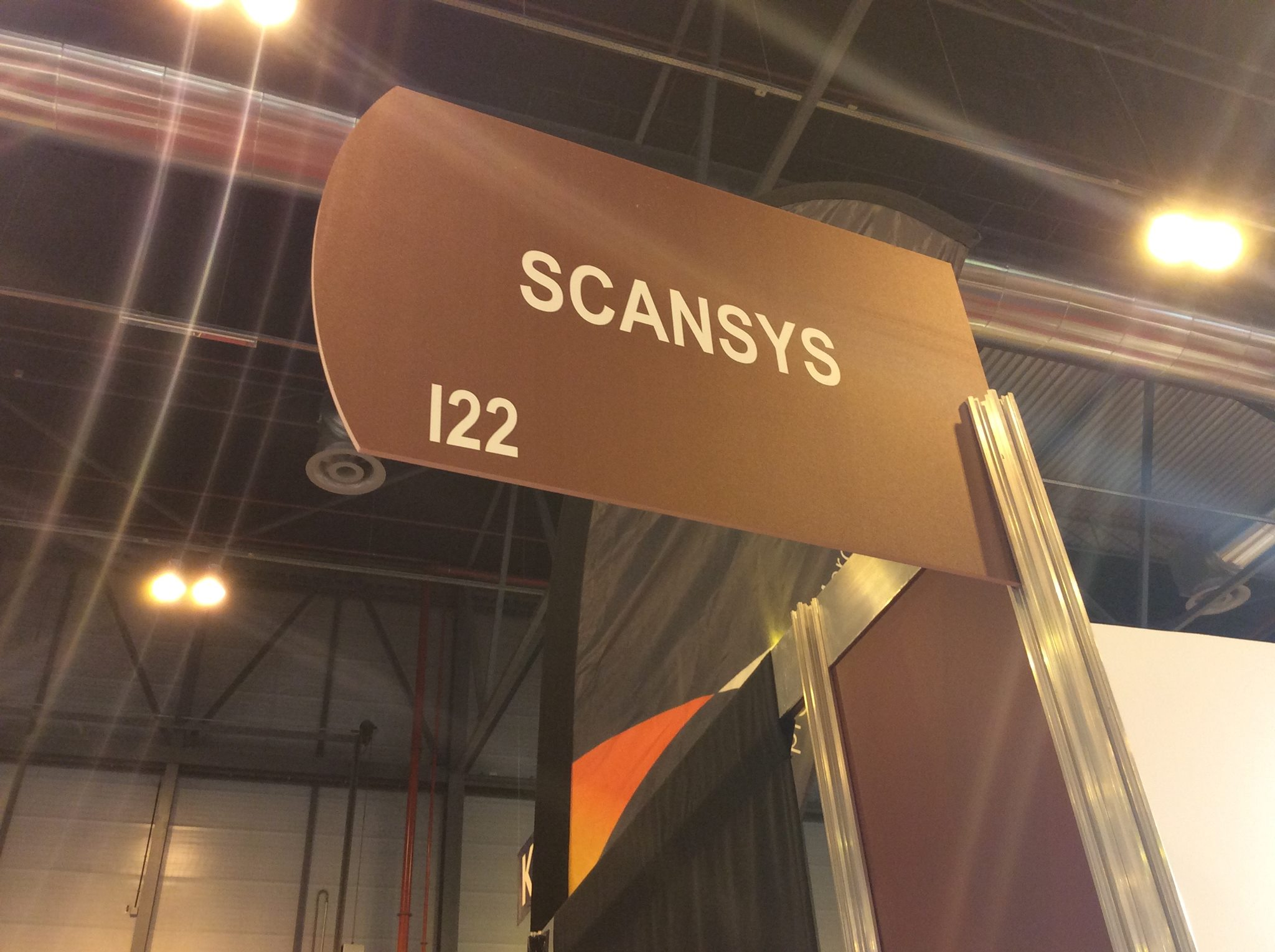 SCANSYS en Logistic2017 Stand i22